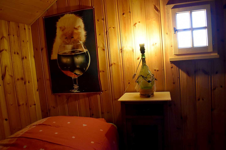 Chambre 1 lit dortoir communicant