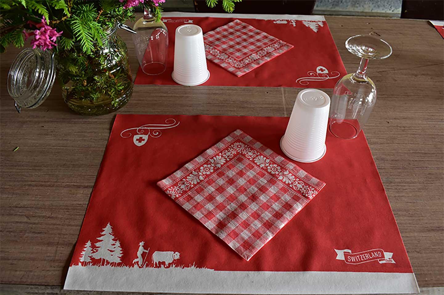 Salle Etable - Présentation de table